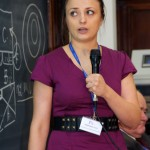 mgr Katarzyna Lech, Wydział Chemiczny Politechniki Warszawskiej, sekcja B