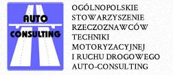 Ogólnopolskie Stowarzyszenie Rzeczoznawców Techniki Motoryzacyjnej i Ruchu Drogowego AUTO-CONSULTING